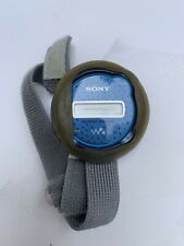 Blue SONY Network Walkman NW-E105 Digital Player Flash 512 MB WMA, MP3