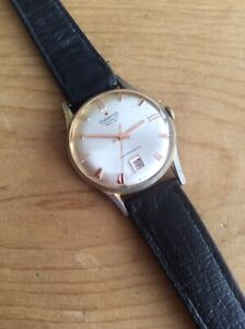 """A VINTAGE""""DIANTUS """" GENTS MECHANICAL WRISTWATCH- IN GOOD FULL WORKING ORDER ."""