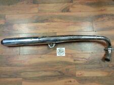 1972 YAMAHA R5 350 LEFT EXHAUST MUFFLER PIPE