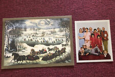 The Royal Tenenbaums Christmas Card & Family Photo