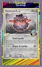 Foretress-Platine 02: Rivaux Emergeants - 61/111 - Carte Pokemon Neuve Française