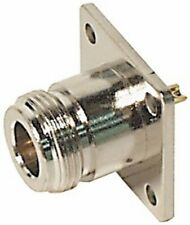N Type Female Chassis Mount Socket  x1