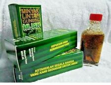 Minyak Lintah Leech Oil Gunung Hijau - Strong Enlargement Penis Free Shipping