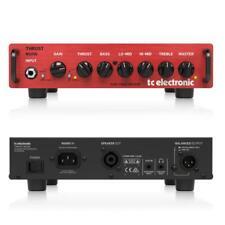 TC Electronic BQ250 250 Watt Portable Bass Head Mosfet Preamp