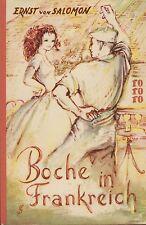 Kororo 13-Ernst v. salomon: insultée en France (figure. v. wilh. M. Busch) 1954