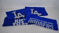 Dodgers Rally Towels 2017 Post Season Set 4 World Series Nike New Era