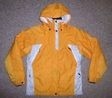 Vtg COULOIR Bright Yellow Warm Winter SKI JACKET Coat Size Women's 6 Cute! Cool