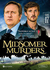 Midsomer Murders Series 17 (2-DVD) Brand New sealed ships NEXT DAY with tracking