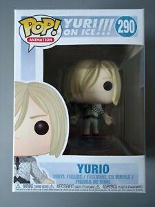 Funko POP! Vinyl Yuri!!! On Ice - Yurio Figure #290 Well packaged