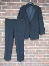 Paul Smith Men's The Byard Black Tuxedo Style 2 Piece Suit Size R40 [336]