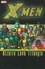 **X-MEN: BIZARRE LOVE TRIANGLE TPB GRAPHIC NOVEL**(2005, MARVEL)**1ST PRINT**OOP