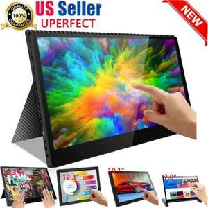 Portable 10.1'' 13.3'' 15.6'' IPS Touch Screen Display HD Monitor HD 1920*1080