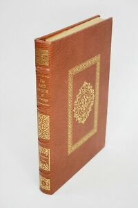 Easton Press THE RED BADGE OF COURAGE by Stephen Crane 1st thus, J.S. Curry Pics