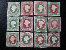 HELGOLAND HELIGOLAND GERMAN STATES valuable mint stamp collection! #1