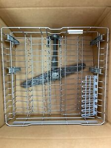 MAYTAG WHIRLPOOL DISHWASHER UPPER RACK ASSEMBLY W10512361