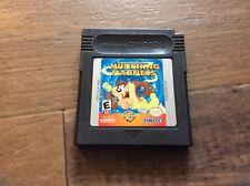 Tasmanian Devil: Munching Madness (Nintendo Game Boy Color, 1999) Used Free S/H