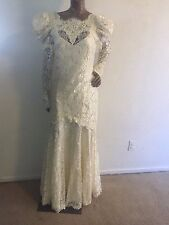 Old Wedding Dress In Women\'s Vintage Wedding Dresses & Veils for ...
