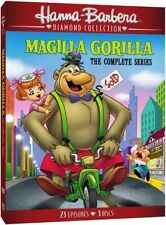 Magilla Gorilla: The Complete Series [New DVD] 3 Pack, Amaray Case, Repackaged