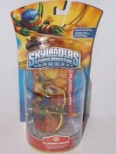 NEW Skylanders Spyros Adventure Flameslinger Action Figure Game Piece ~ NIP