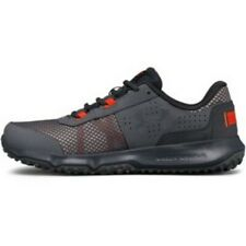 Under Armour 12974491009 Men's Gray/Anthracite Tocca Running Shoe - Size 9