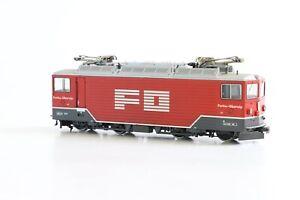 BEMO HOm GAUGE 1260 201 FO G/e 4/4 Electric Locomotive