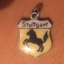 alter Anhänger Stuttgart für Bettelarmband oder Kette