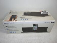 Soundfreaq SFQ-02RB Bluetooth Wireless Black Speaker Dock