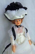 Peggy Nisbet Dolls EDWARDIAN LADY Figure H/801 with box, spots on dress