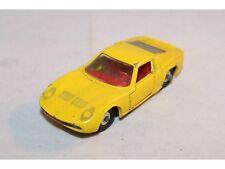 Matchbox 33 Lamborghini Miura in excellent all original condition