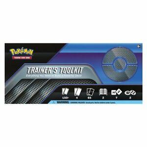 Pokemon TCG: Trainer's Toolkit (2021) SEALED SHIPS 8/6