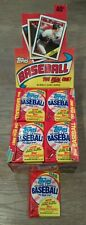 1988 Topps Baseball Cards Wax Pack (x1) From Sealed box Possible Rookies