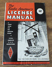 Radio Amateurs License Manual 1964 - Study Guide for Exams