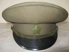 CCCP casquette de COMBAT Soviétique URSS  L'Armée Rouge t. 55