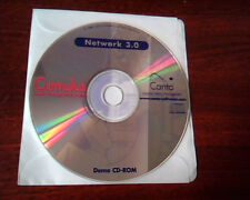 CD Network 3.0 Cumulus Media Management System Canto Demo CD-ROM