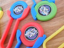 12ct disk shooters~Game Show themed ~MINUTE TO WIN IT~ birthday party favor