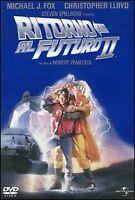 Dvd **RITORNO AL FUTURO II** nuovo sigillato 1989