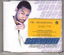 (F138) Shaggy, Dance & Shout - DJ CD