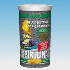 JBL ESPIRULINA Escama especial para algenfresser EN EL DULCE Y AGUA DE MAR 1000