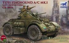Bronco 1/35 35011 T17E1 Staghound Mk.I Late Production