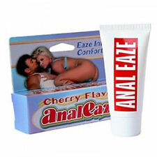 Cherry Flavored Anal Eaze Ease Desensitising Cream Lube Lubricant Same Day p&p
