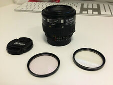 Nikon AF NIKKOR 35-70mm Lens (With 2 Filters)