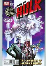 Son of Hulk #2 May 2010 VF/NM Realm of Kings