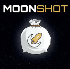 500 Million 500,000,000 MOONSHOT (MOONSHOT) - MINING CONTRACT - Crypto Currency