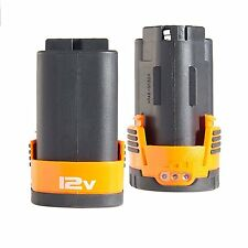 VonHaus Battery - 4 Piece 12V Li-ion Combo Kit (Drill/Sander/Circular Saw/Torch