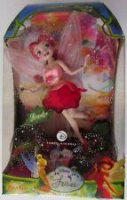 Rosetta Porcelain Doll (Disney Fairies: Tinker Bell and Friends Series) (New)