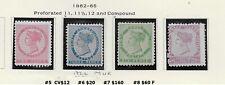 PEI MH 1862 - 65, 1872,