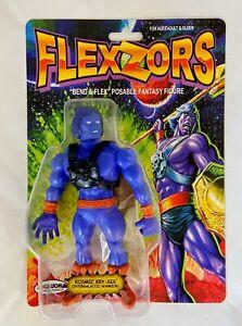 Kosmic Kry-Sis FLEXZORS ZoloWorld Zolo Bendable Action Figure He-Man New MOC
