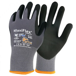 MaxiFlex Ultimate Handschuhe Arbeitshandschuhe Montagehandschuhe Nitril Gr.5-11