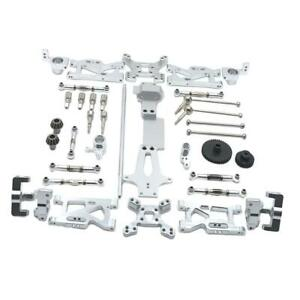Upgrade Metal Parts for WLtoys 144001 1:14 Arms Drive Shaft Replacement