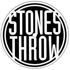 STONES THROW RECORDS Ltd Ed RARE New Sticker! NXWORRIES ANDERSON PAAK KNXWLEDGE